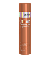 Крем-шампунь для окрашенных волос Estel Otium Color life