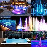 Прожектор светодиодный Aquaviva LED003 252LED (18 Вт) RGB, фото 3