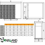 Тепловой инверторный насос Fairland IPHC30 (тепло/холод, 12.1кВт), фото 2
