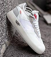 """Мужские кроссовки в стиле OFF-WHITE x Nike Air Force 1 """"The ten"""""""