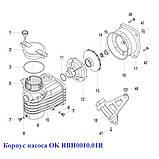 Корпус насоса OK RBH0010.01R, фото 2