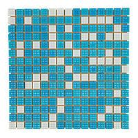 Мозаика стеклянная Aquaviva Bahama Light вариант 2