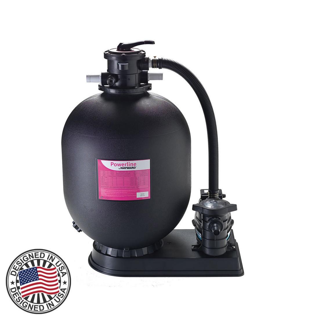 Фильтрационная установка Hayward PowerLine 81073 (14 м³/ч, D610)