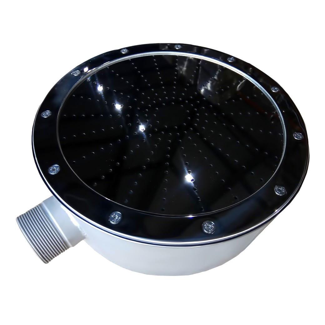 """Плато AquaViva аэромассажное круглое (R300) 2"""" с кольцом"""