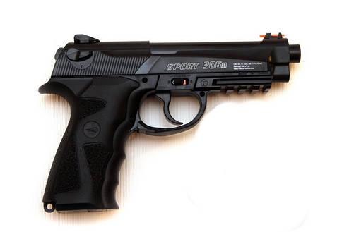 Пневматичний пістолет Borner Sport 306M (Crosman C 31), фото 2