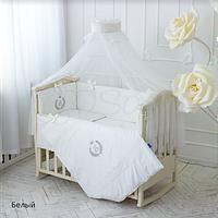 Комплект постельного белья Маленькая Соня De Lux 7ед, фото 1