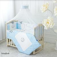 Комплект постельного белья Маленькая Соня De Lux 6ед, фото 1