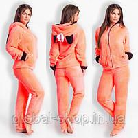 Домашний костюм пижамка женский МиККи Маус № 0073, фото 2