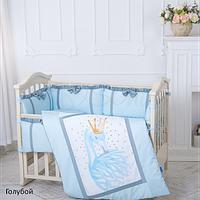 Комплект постельного белья Маленькая Соня Flamingo 6ед, фото 1