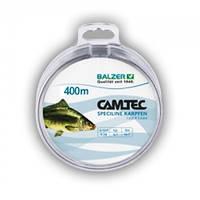 Леска Balzer Camtec Коричневая 0,28 мм 6,7 кг/14,76 lb 500 м (12162 028)