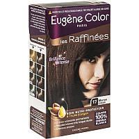 ЭЖЕН КОЛОР  Eugene Color Стойкая Крем-краска для волос №17 Каштановый Какао, Каштановый Какао ЭК 17, 115 мл, фото 1