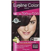 ЭЖЕН КОЛОР  Eugene Color Стойкая Крем-краска для волос  Тон в Тон  №31 Шатен красное Дерево, фото 1