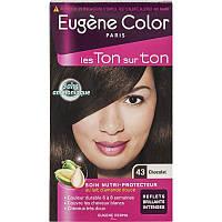 ЭЖЕН КОЛОР  Eugene Color Стойкая Крем-краска для волос  Тон в Тон  №43 Шоколад, фото 1