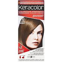 Стойкая Краска 6 Темный Блондин  Кераколор  KeraColor , Темный Блондин, 100 мл, фото 1