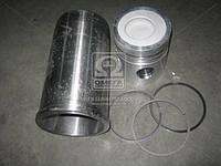 Гильзо-комплект Д-245Е2, Д-260Е2 (смещ. камера) (Д=38) (ГП+кольца) П/К(пр-во ММЗ), 260-1004045-Ж-07