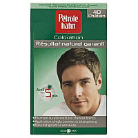 ПЕТРОЛАН  Petrole HahnГель-Крем Окрашивающий для волос №40 Шатен, Шатен Петролан, 90 мл