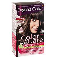 Стойкая Краска  5*8  Светлый Шатен Мока     Эжен Колор  Eugene Color                                                    , Восхитительный Мокко №5*8