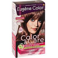 ЭЖЕН КОЛОР  Eugene Color Стойкая Крем-краска для волос Колор и Уход №6*35 Карамель