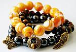 Новое веяние моды - браслеты из натуральных камней!