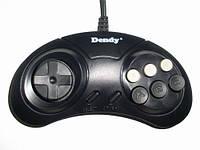 Джойстик для игровой приставки Dendy 2 8-bit узкий разъём (9 pin)