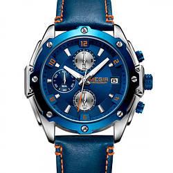 Мужские часы Megir BlueSky
