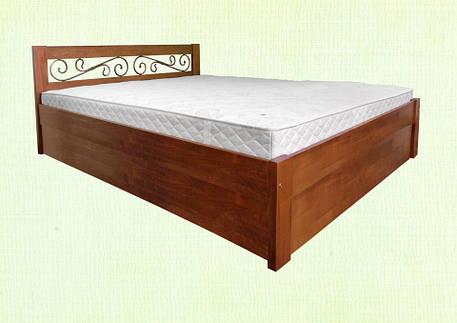 """Кровать двуспальная """"Гефест"""", фото 2"""