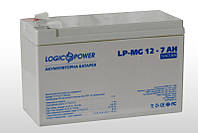 Аккумуляторная батарея LogicPower LP-MG 12V 7Ah мультигель