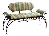 Кованой  диван(Карина)