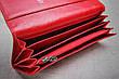 Кошелек женский кожаный R-6013 красный Braun Buffel без металла, натуральная кожа, фото 4