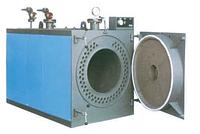 """Промышленный стальной жаротрубный котел на перегретой воде """"IVAR ASA 2500"""" (2907 квт)"""