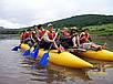 Прокат катамаранів для сплавів ріками  Дністер, Серет, Збруч, фото 4