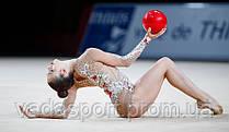 Мяч гимнастический красный 400гр Togu