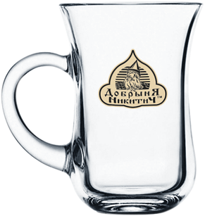 Турецкий стакан, Армуд с ручкой 145 мл, фото 2
