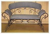 Кованый диван (Ирына)
