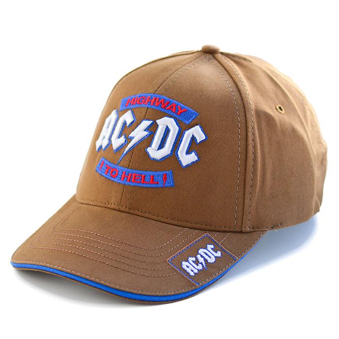 Бейсболка 3D AC/DC Highway To Hell