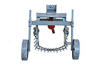 Картофелекопалка вибрационная для мотоблоков Мотор Сич (модель КВ-1) AMG, фото 3