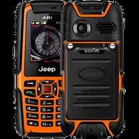 Противоударный телефон Jeep A8i! Рекордная защита! Это лучший противоударный телефон!