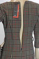 Платье в клетку Burberry сезон осень-зима, фото 2