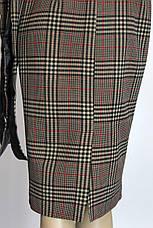 Платье в клетку Burberry сезон осень-зима, фото 3