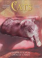 Cats Inspirational Oracle Cards   Вдохновенный Оракул Кошек