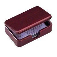 Деревянный контейнер для визиток TM Bestar (1315WDM)