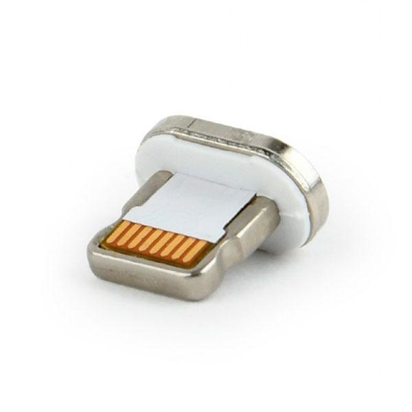 Адаптер Lightning Magnetic (до магнітної зарядки) Silver