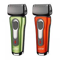Электрическая бритва для сухого бритья Gemei GM-7110 со съемной головкой