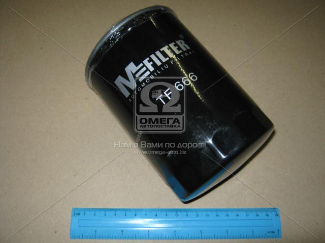 Фильтр масляный CITROEN Jumper, FIAT Ducato, IVECO Daily M-Filter TF666 1900823