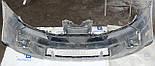 Декоративно-захисна сітка радіатора Mitsubishi Outlander 2003 - бампер, фальшрадіаторная решітка, фото 3