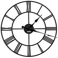 Настенные часы из металла Weiser LONDON2 (600mm)