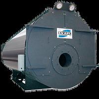 """Котел промышленный для перегретой воды, жаротрубный, трехходовой """" IVAR XV/AS 750 """" (872 квт)"""
