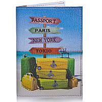 Обложка для паспорта Passporty Обложка для паспорта KRIV026-promo