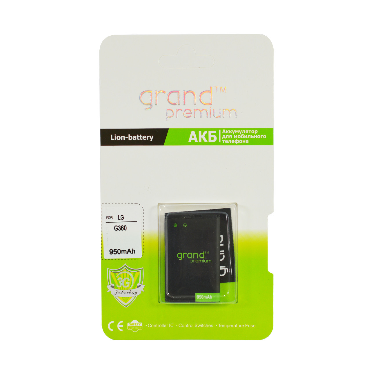 АКБ Samsung G360/G361 Grand