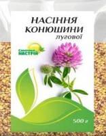 Конюшина (клевер) лугова червона багаторічна кормова чудовий медоніс Trifolium Польща, упаковка 0,5 кг